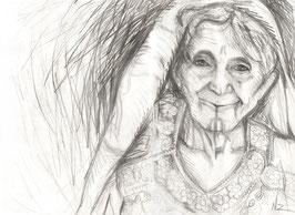 Grand-mère touareg