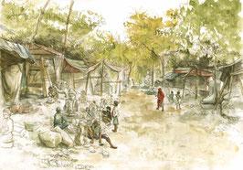 Carrière de Bouddhas_Mandalay