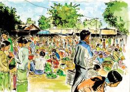 Marché Bagan