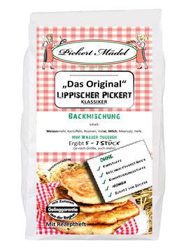 "Lippischer Pickert Backmischung ""Klassiker"" 300g"