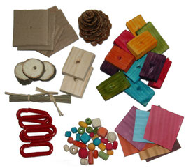 Kit de construction de jouets