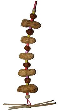 Brochette noisettes cacahuètes