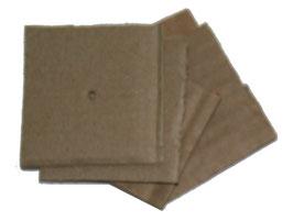 Morceaux de cartons
