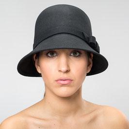 Sombrero Cloché Fieltro