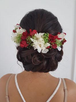 Corona de flores Rosalía