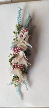 Tocado flor preservada Amelia