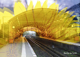 """Foto auf Alu-Dibond """"Here comes the sun"""""""