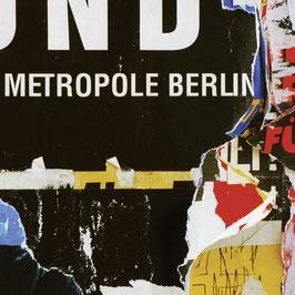 """Foto auf Alu-Dibond """"Metropole Berlin"""""""