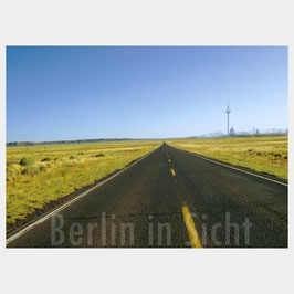 "Postkarte ""Berlin in the middle of nowhere"""