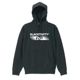 スラックティビティ ロゴ フーディ/ Slacktivity Logo Foodie
