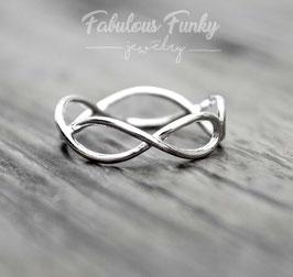 Geflochtener Ring