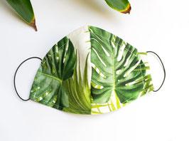 Mund- und Nasenmaske - Behelfsmaske Tropical