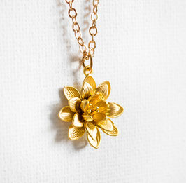 Lotusblüten Kette