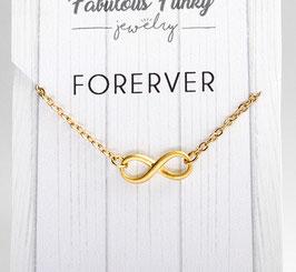 """""""Forever"""" Infinity Kette"""