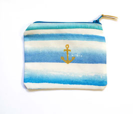 Mini Tasche - Am Meer mit Anker