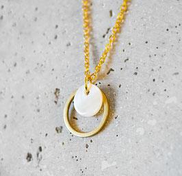Circle - Kette Gold