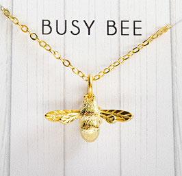 """""""Busy bee"""" - Bienenkette"""