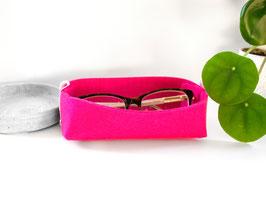 Brillenablage / Brillenkorb Pink