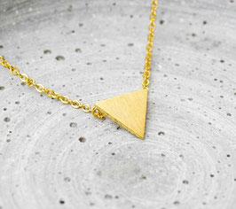 Dreiecks Kette