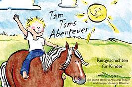 Mitmachbuch-Reitgeschichten für Kinder
