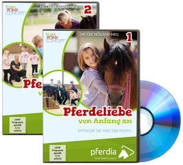 DVD Teil 1 + 2
