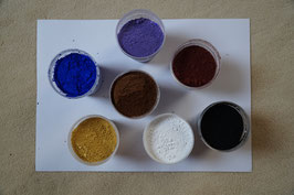 Ponypainting  Farben