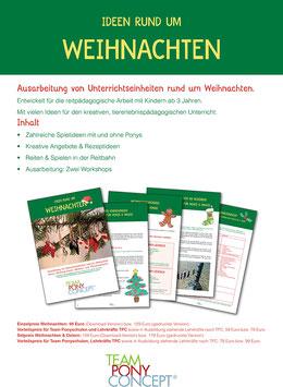 Ideen rund um Weihnachten- Sammlung von Unterrichtsideen zur Weihnachtszeit