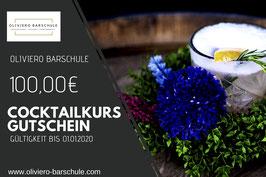 100€ PDF Gutschein per Mail