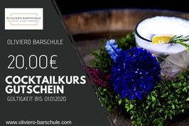 20€ PDF Gutschein per Mail