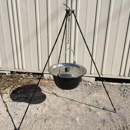 アウトドア用鍋3点セット