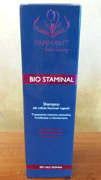 Shampoo Bio Staminal donna