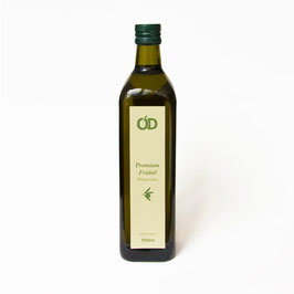 0,25L Flasche - Premium Frühöl - Peloponnes