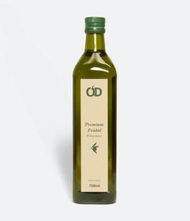 0,75L Flasche - Premium Frühöl - Peloponnes