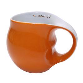 "Colani Keffeebecher ""ab ovo"" orange"