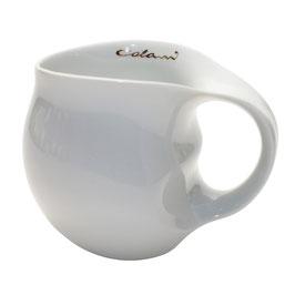 """Colani Keffeebecher """"ab ovo"""" weiß"""