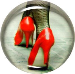 Glasmagnet Kühlschrankmagnet Schuhe