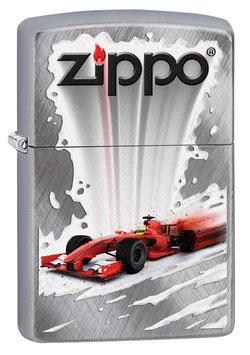 ZIPPO RACING CAR