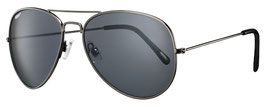 Zippo Sonnenbrille PILOT SMOKE FLASH