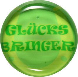 Glasmagnet Kühlschrankmagnet Glücksbringer
