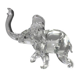 Elefant aus Glas