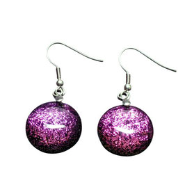 Modeschmuck  Acero magic purple