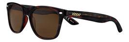 Zippo Sonnenbrille BROWN FLASH