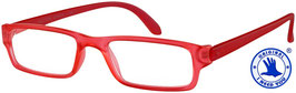 Lesebrille ACTION rot-matt
