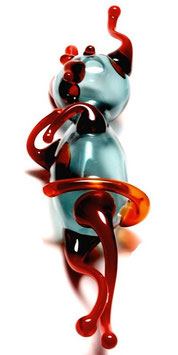 Flaschenteufel Tanzteufel 7cm