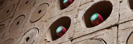 AGRICRU Wein-Klima Element aus ungebranntem Ton