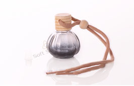 Car perfume lampion incl. geur naar keuze