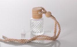 Car perfume blur glas lang incl. geur naar keuze