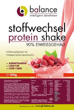 Stoffwechsel Protein Shake 500g Beutel