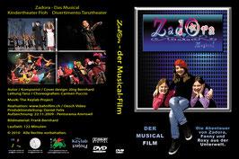 "DVD ""Zadora"" - Musicalfilm"