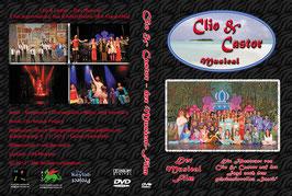"""DVD """"Clio & Castor"""" - Musicalfilm"""